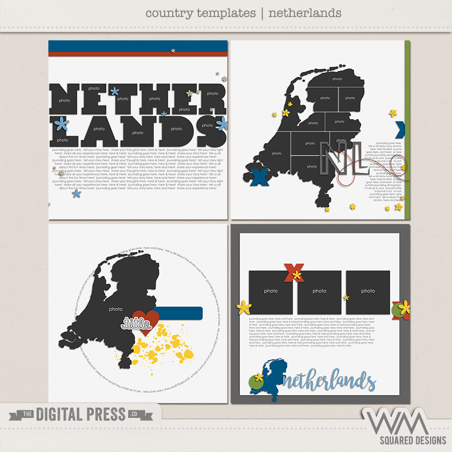 Country Templates | Netherlands