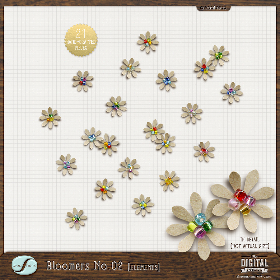 Bloomers No. 02