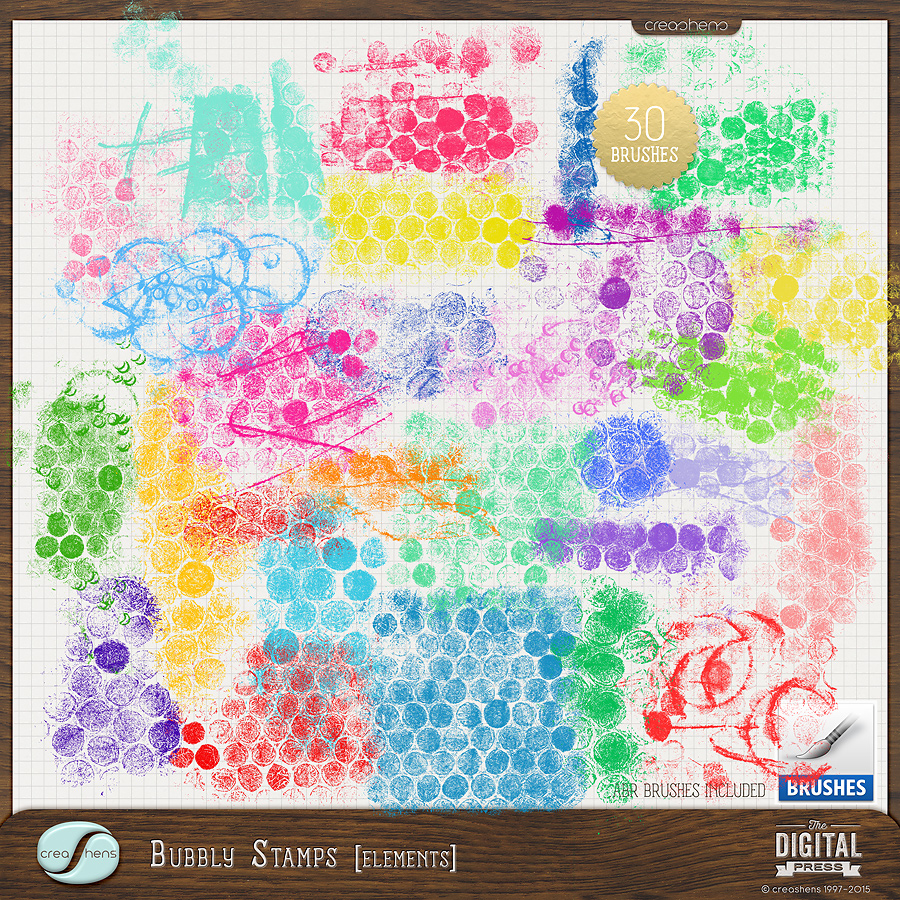 Bubbly Stamps