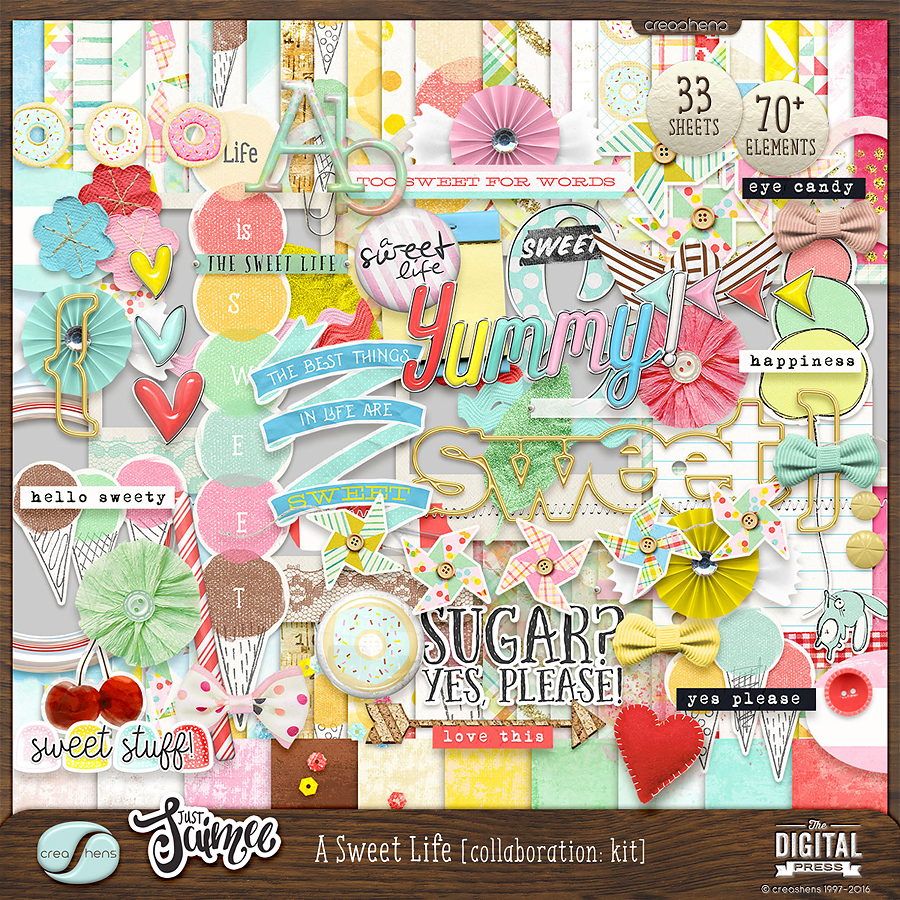 A Sweet Life Collaboration Bundle