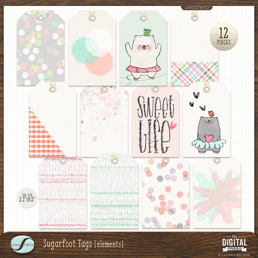 Sugarfoot Tags