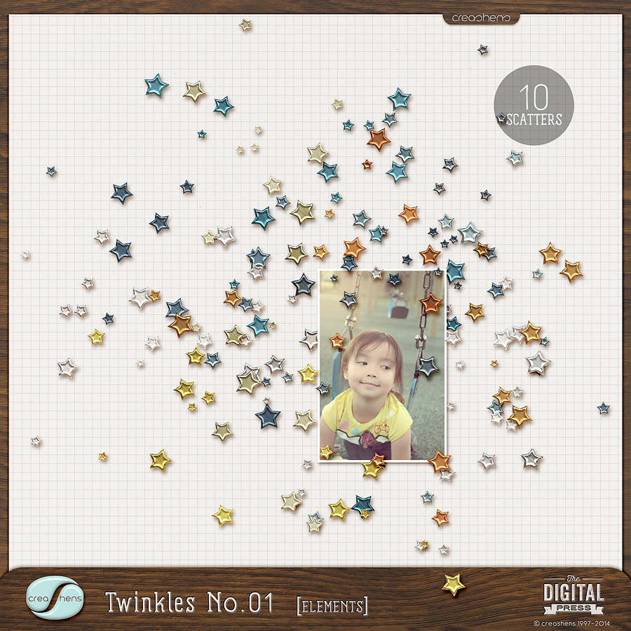 Twinkles No. 01