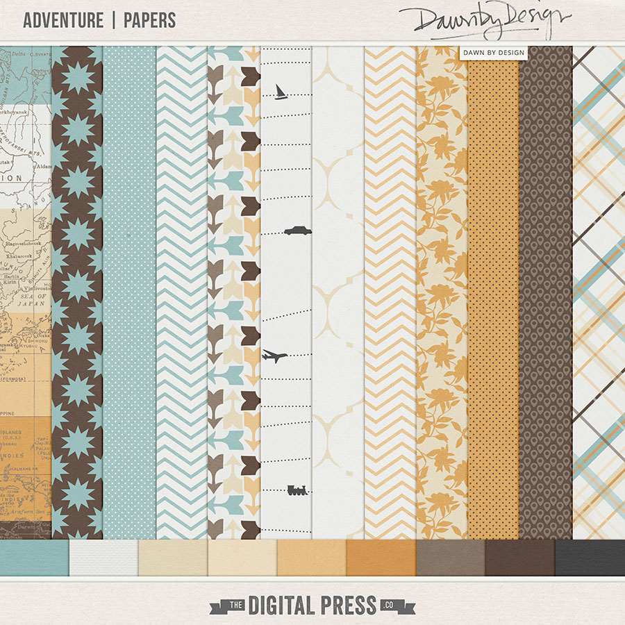 Adventure | Papers