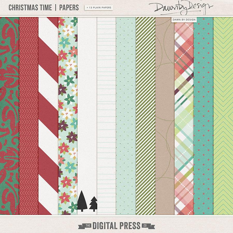 Christmas Time | Papers