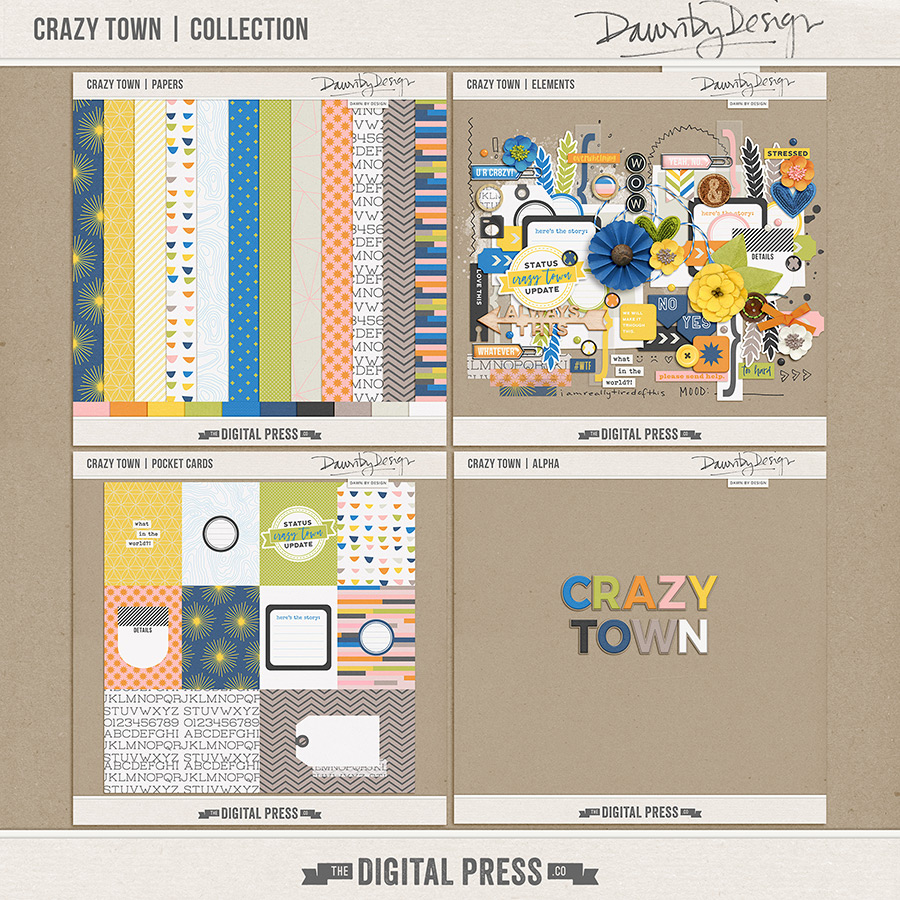 Crazy Town | Collection