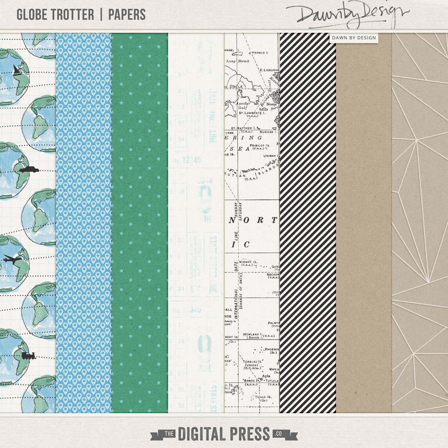 Globe Trotter   Papers