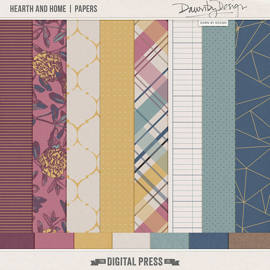 Hearth And Home | Papers