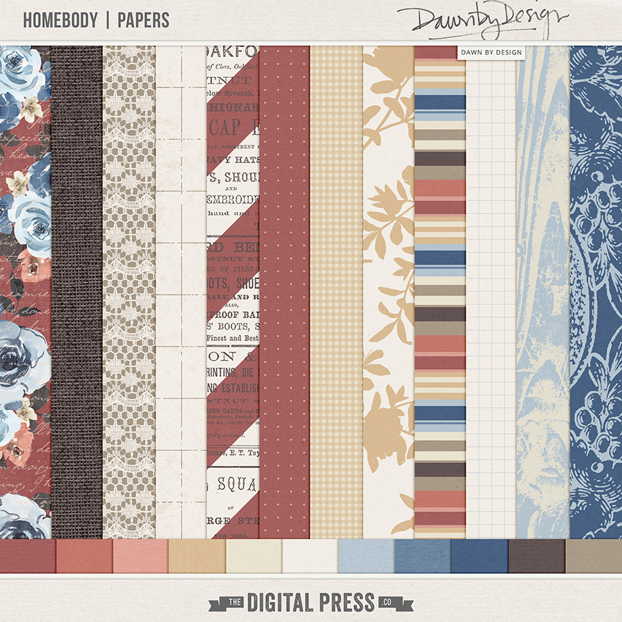 Homebody   Papers
