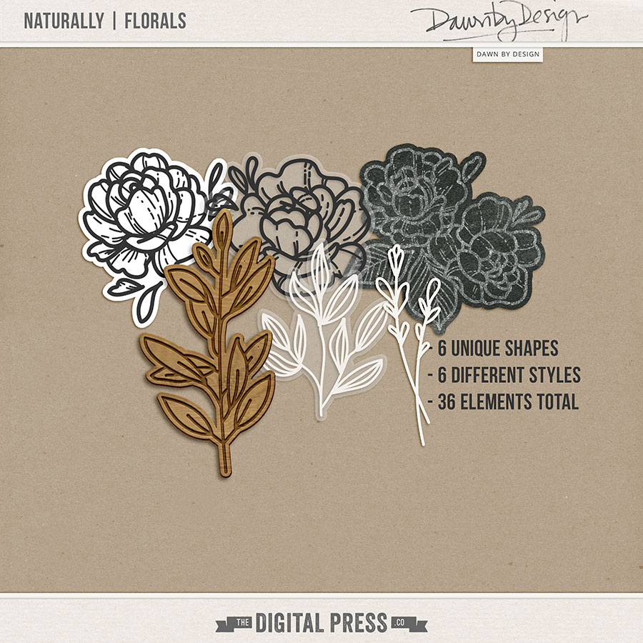 Naturally   Florals