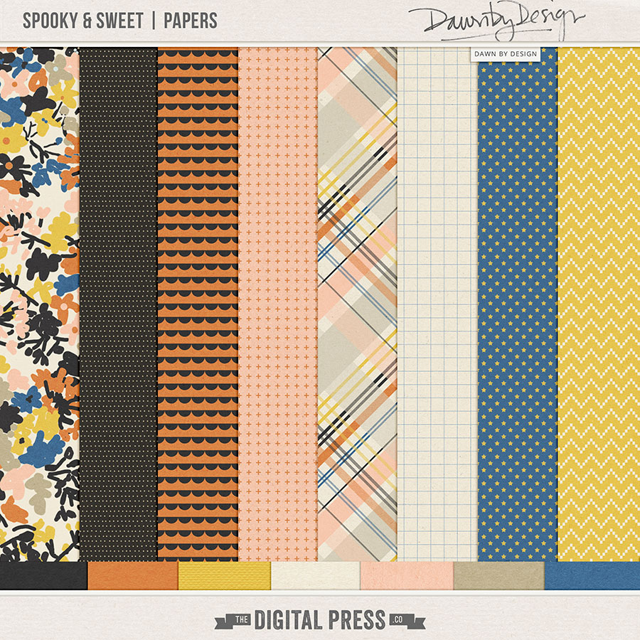 Spooky & Sweet | Papers
