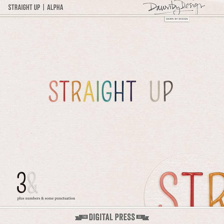 Straight Up | Alpha