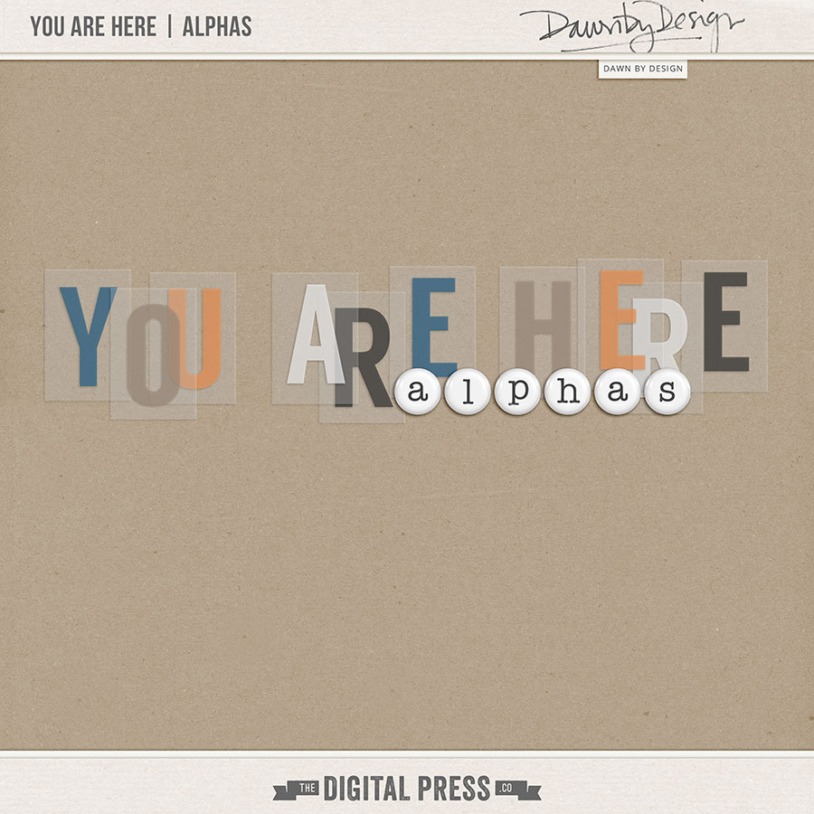You Are Here | Alphas