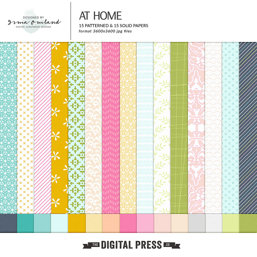 At Home - Papers