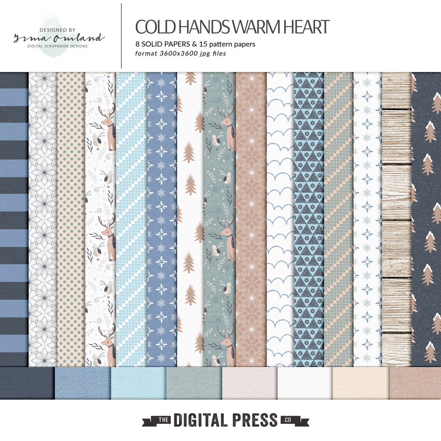 Cold Hands Warm Heart - Papers