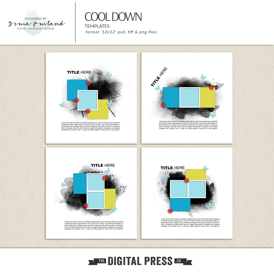 Cool Down - Templates