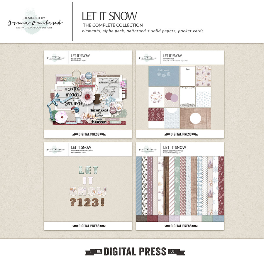 Let It Snow - Collection