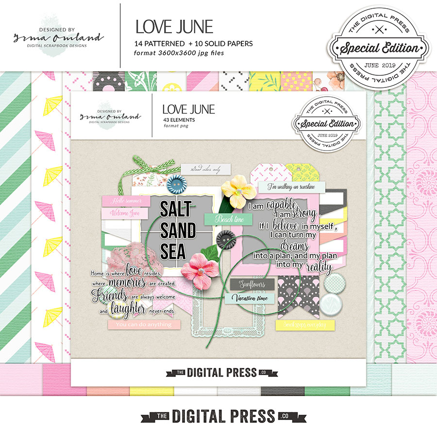 love June -kit