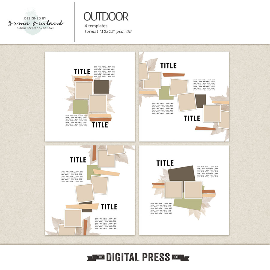 Outdoor - Templates