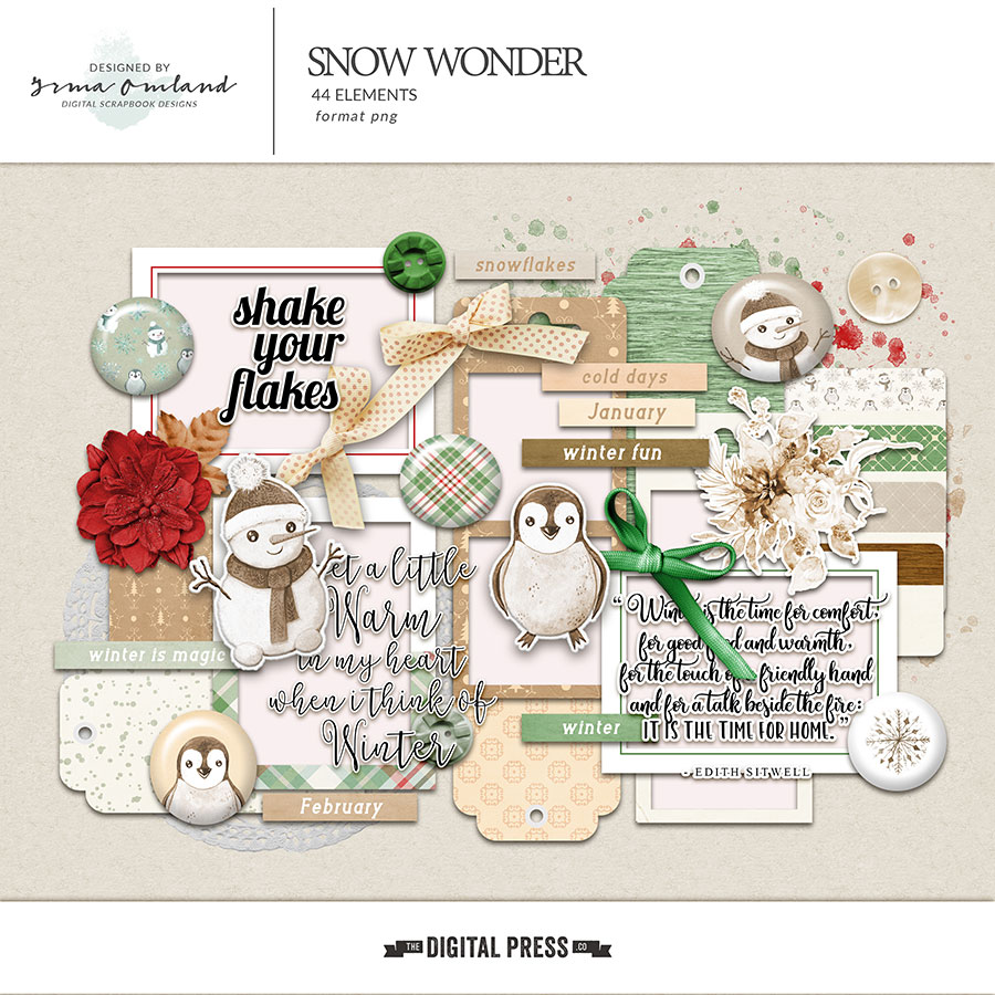 Snow wonder - elements