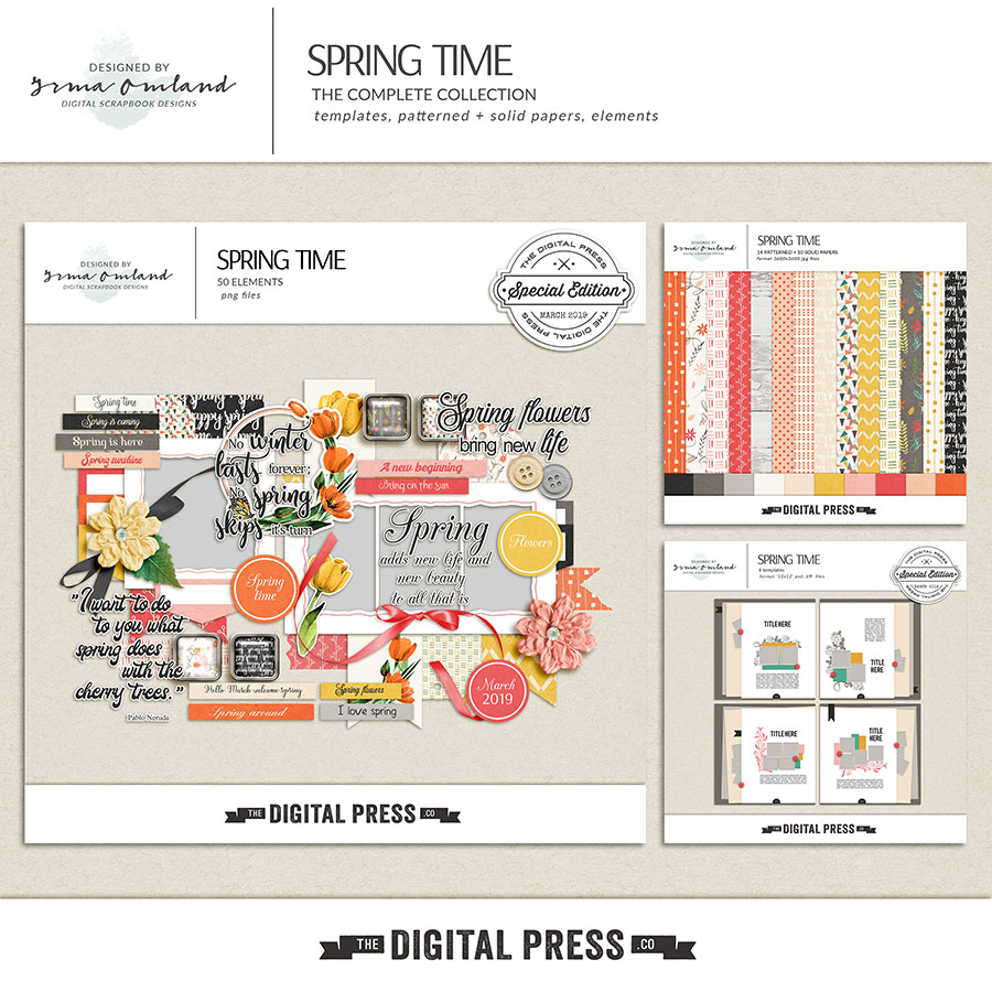 Spring Time - Bundle