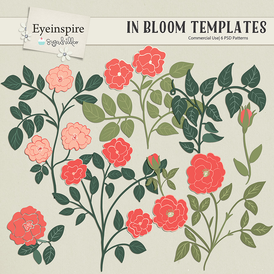 In Bloom Templates