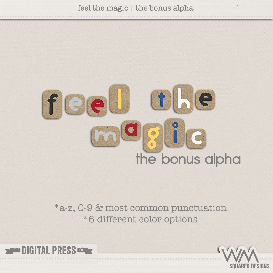 Feel The Magic | The Bonus Alpha