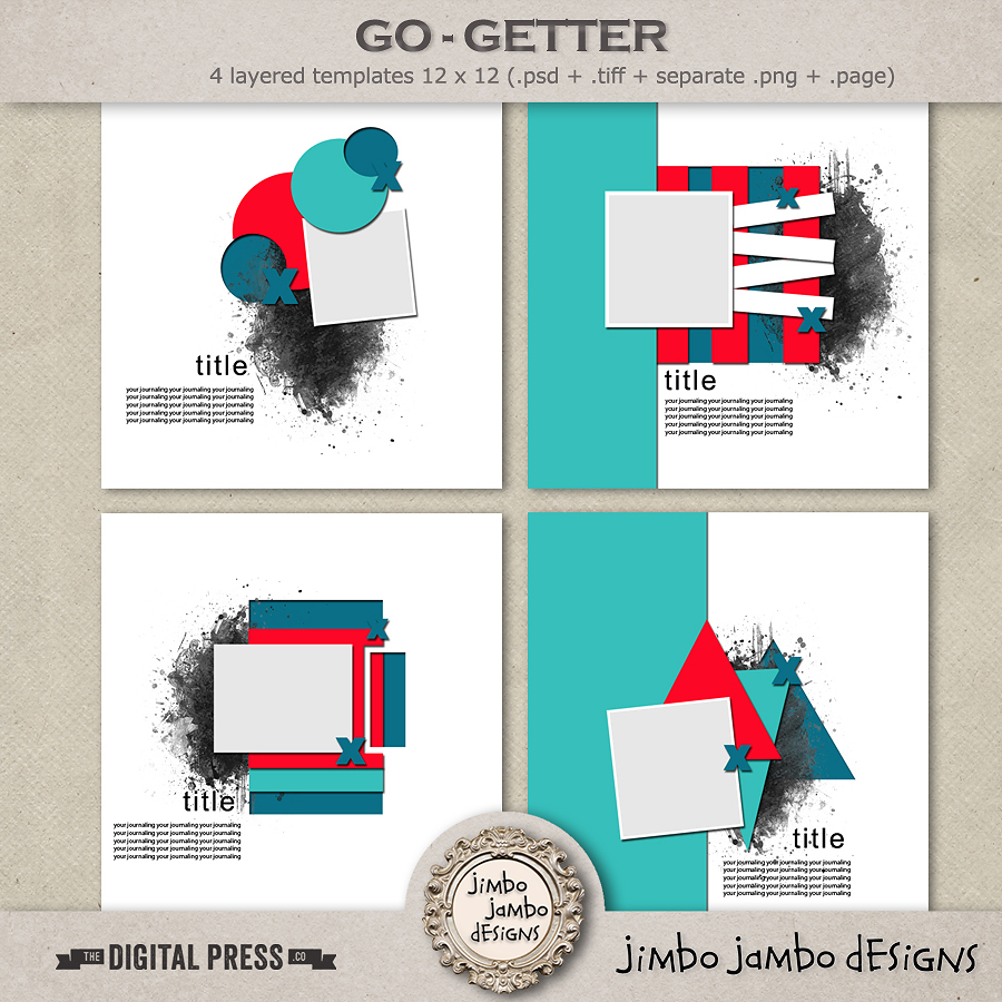 Go getter | Templates