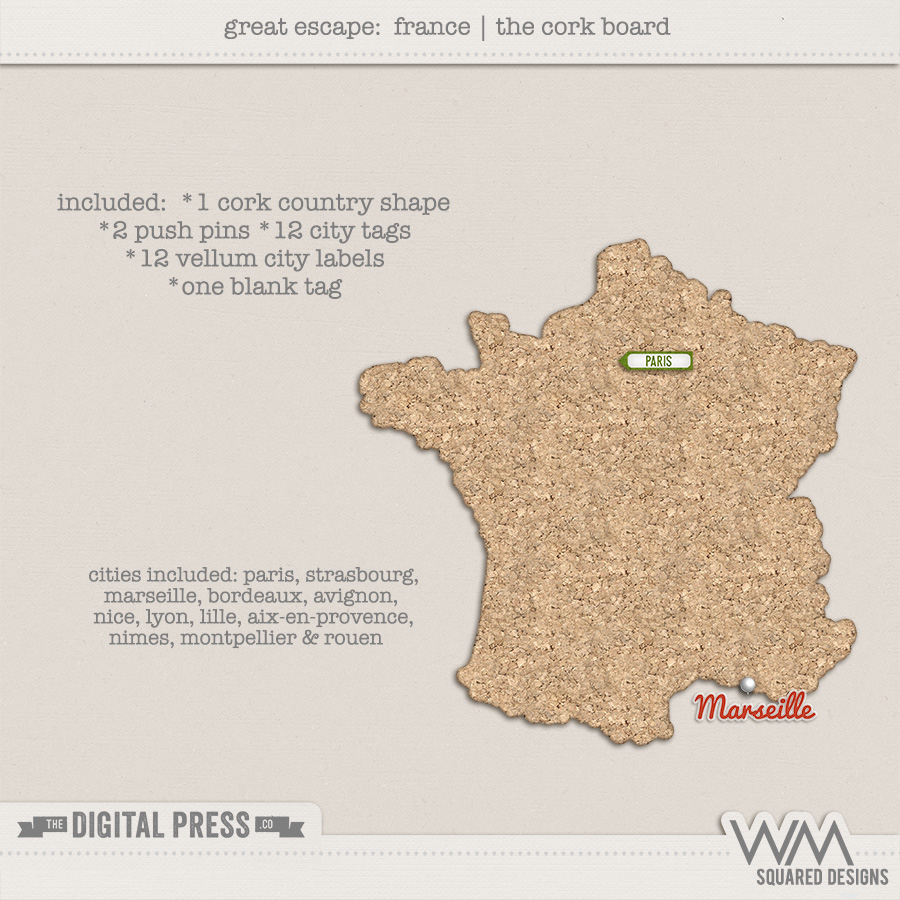 Great Escape: France | The Corkboard
