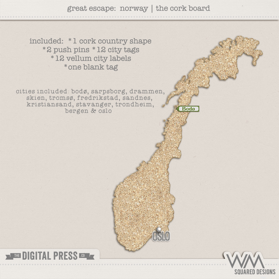 Great Escape:  Norway | The Corkboard