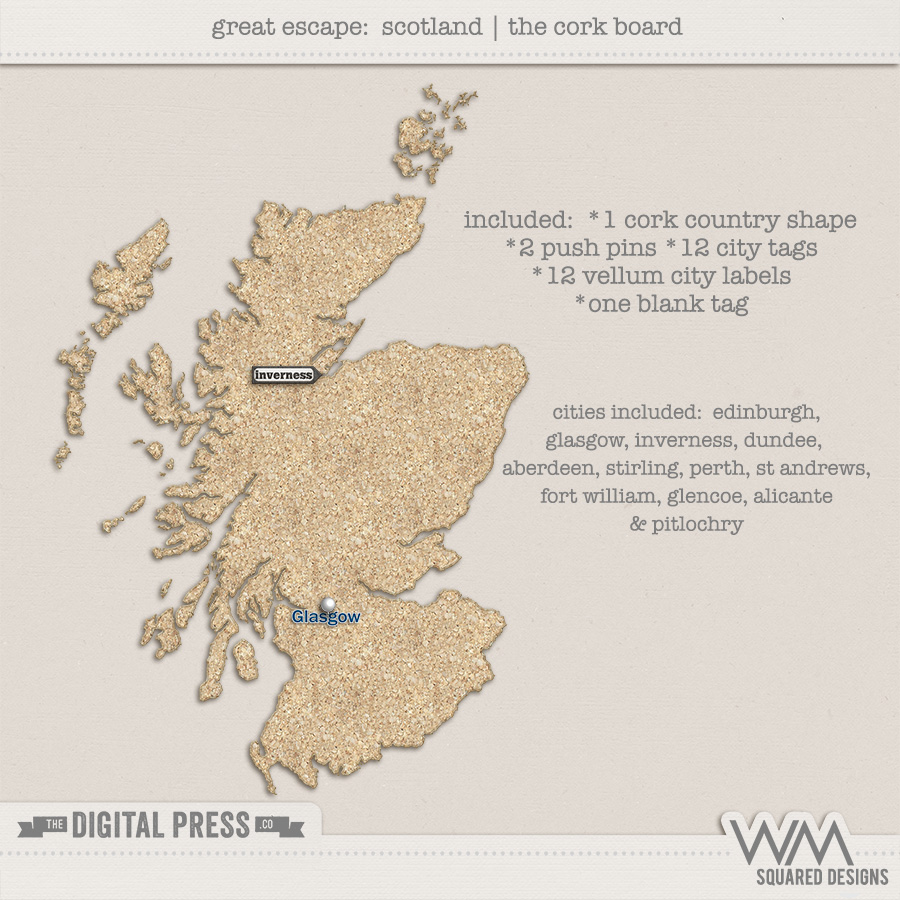 Great Escape:  Scotland | The Corkboard