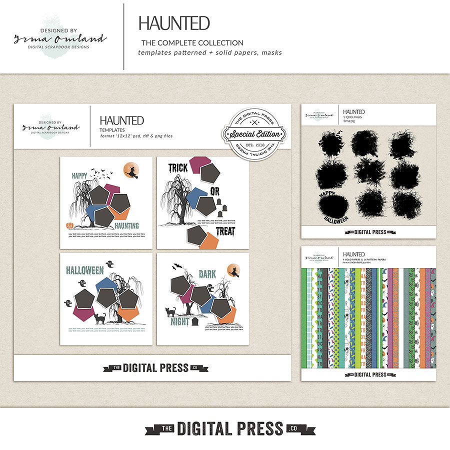 Haunted - Bundle