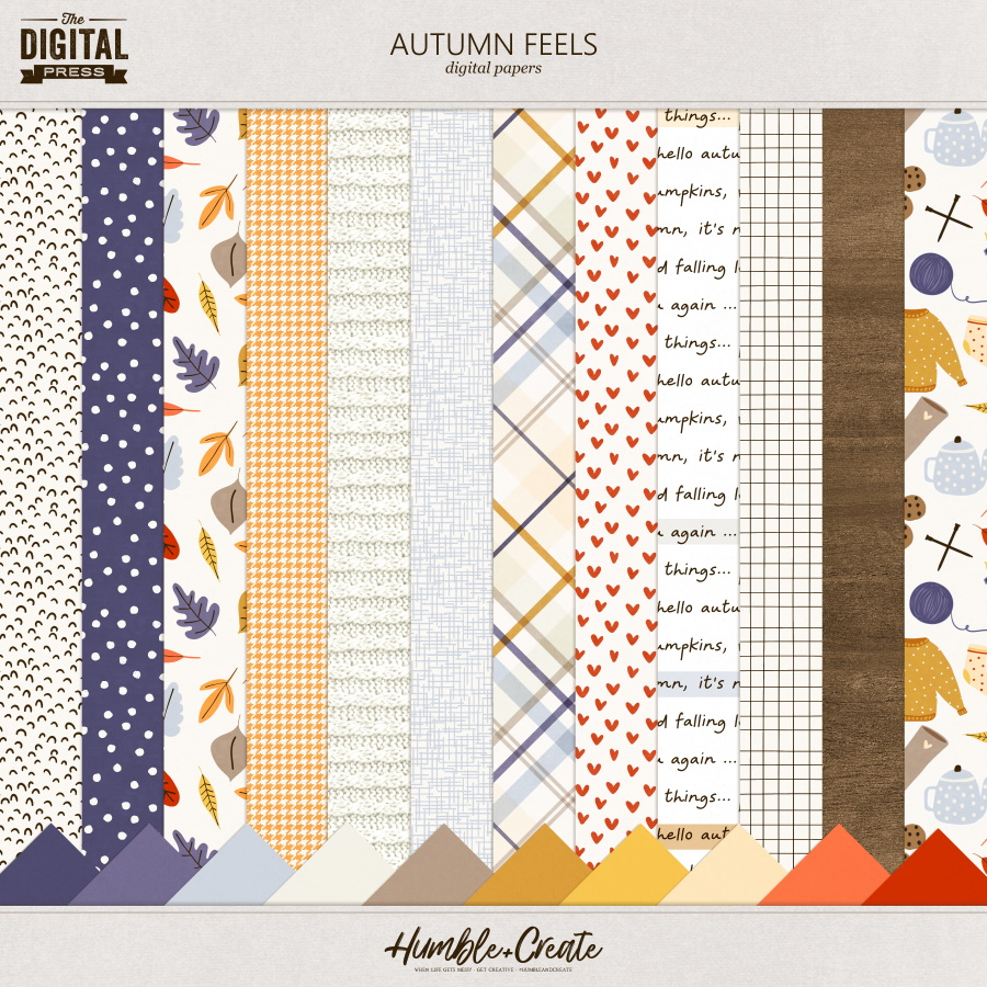 Autumn Feels | Papers