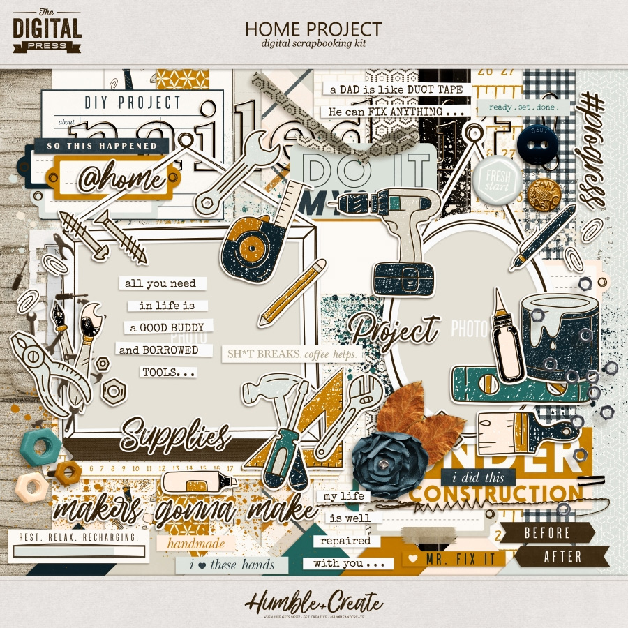 Home Project | Kit