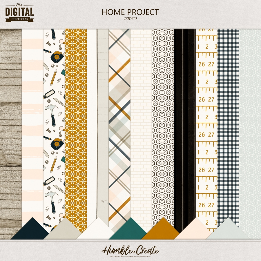 Home Project | Papers