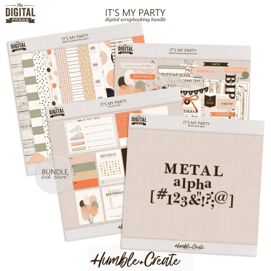 Its My Party | Bundle One