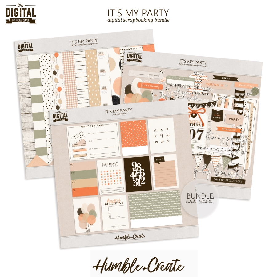 Its My Party   Bundle Two