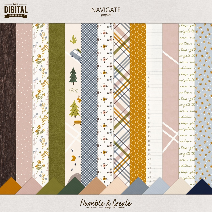 Navigate | Papers