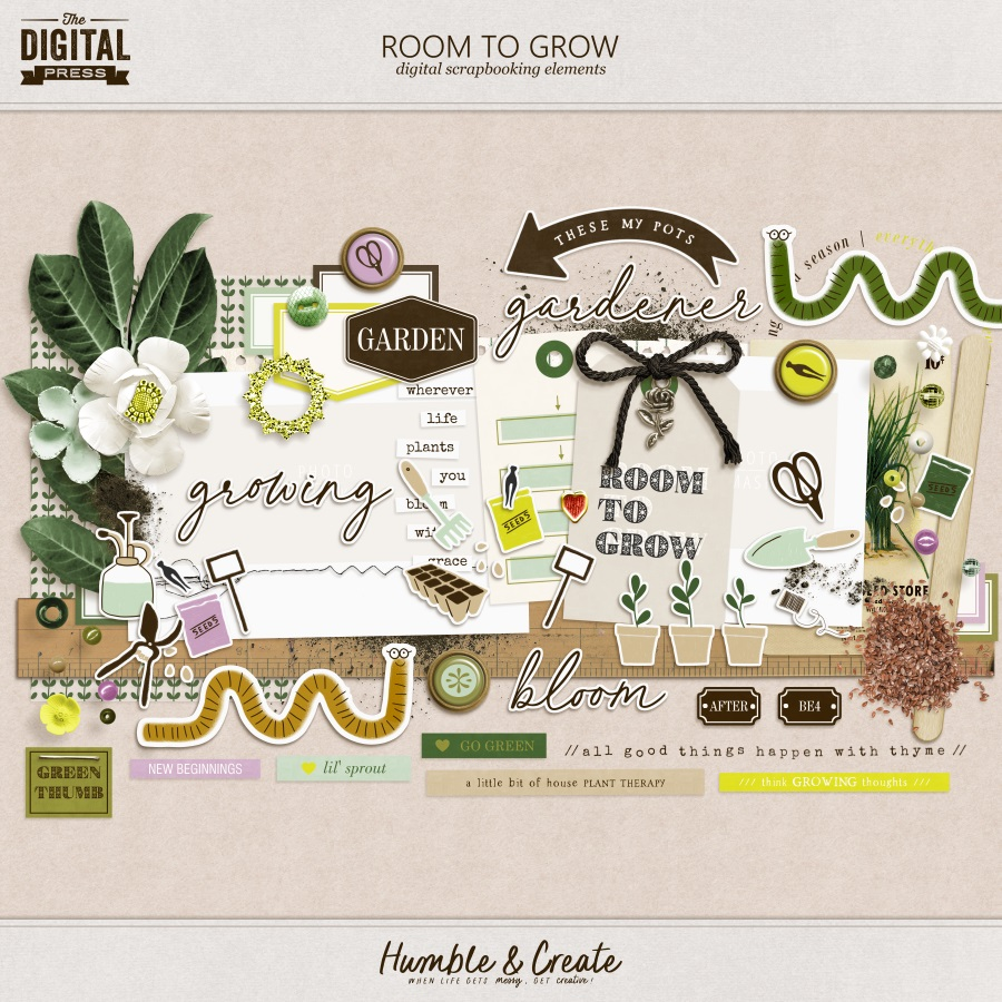 Room to Grow | Elements