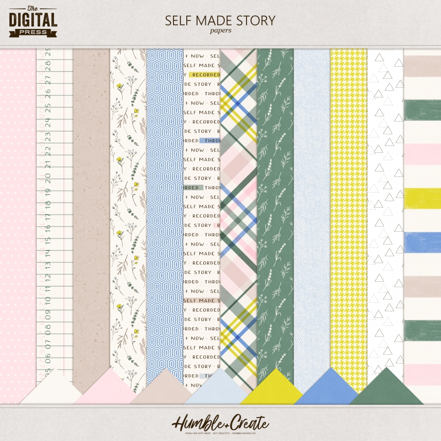 Self Made Story | Papers
