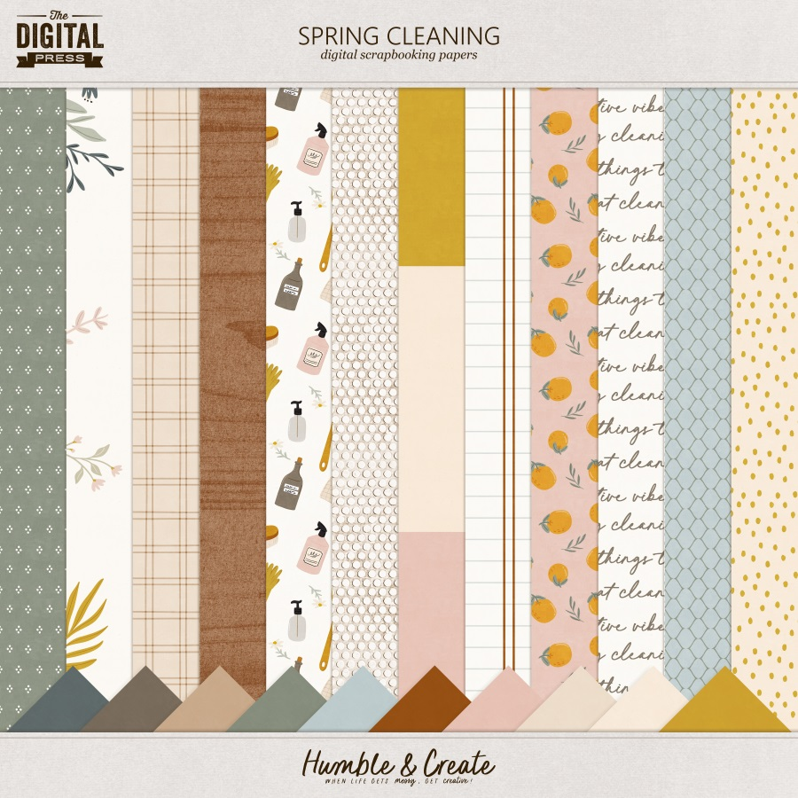Spring Cleaning | Papers
