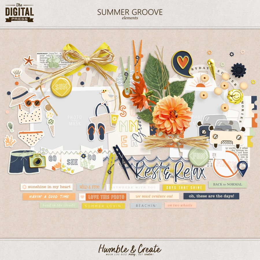 Summer Groove   Elements