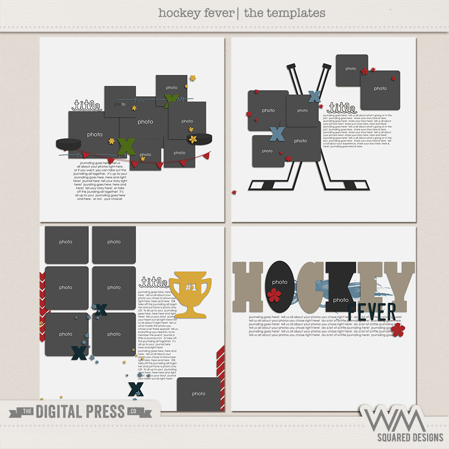 Hockey Fever | The Templates