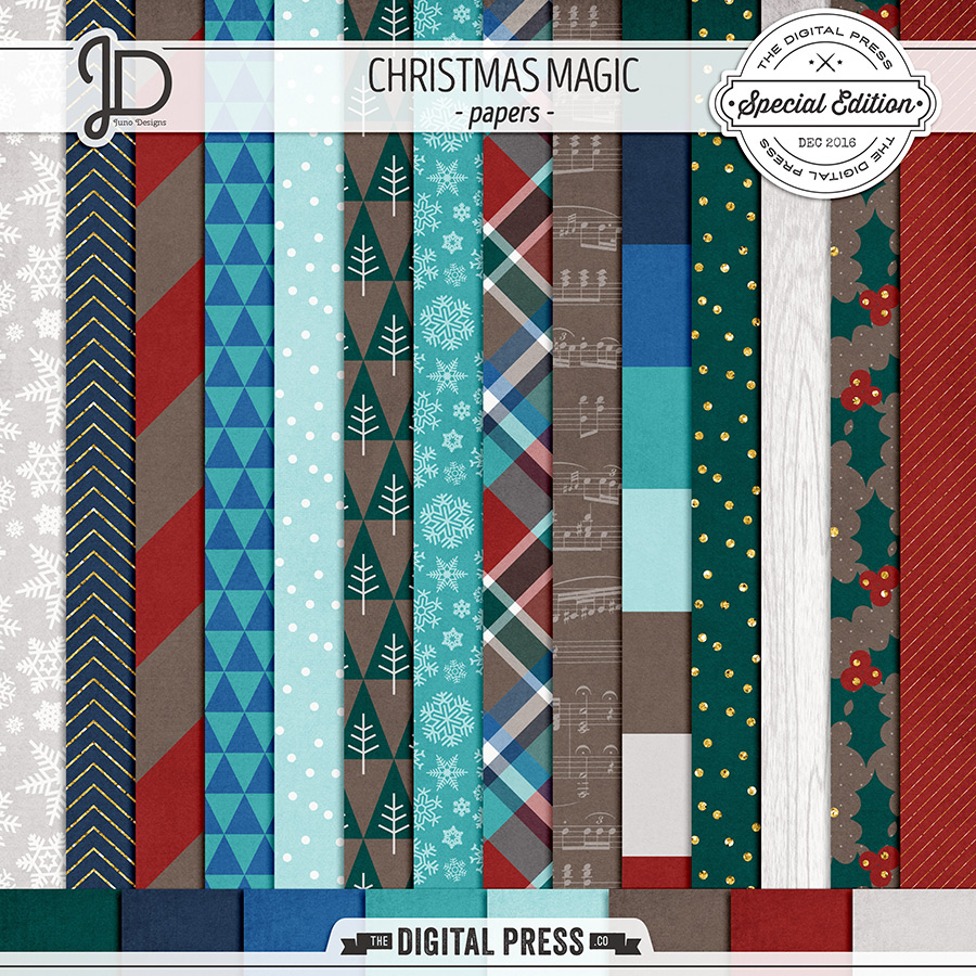Christmas Magic | Papers