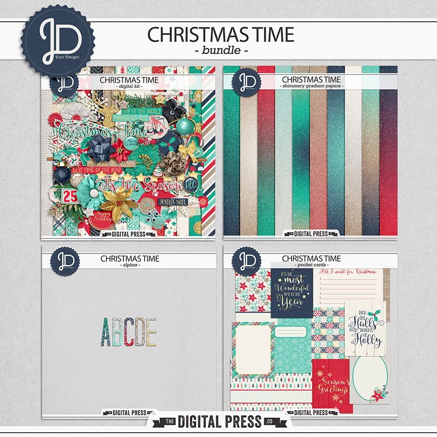 Christmas Time | Bundle