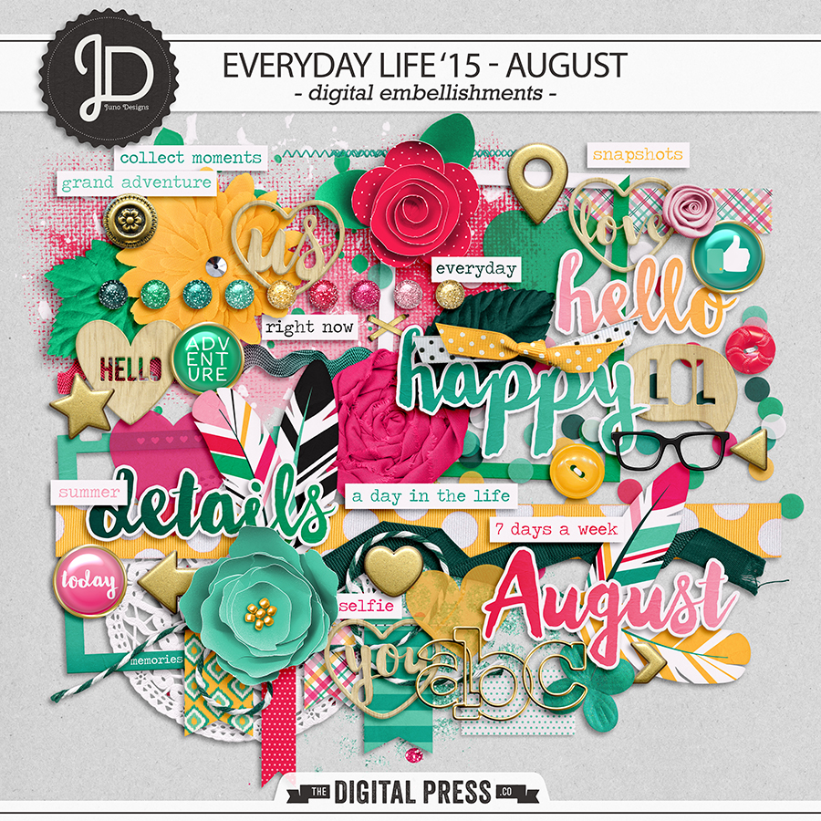 Everyday Life '15 - August | Elements