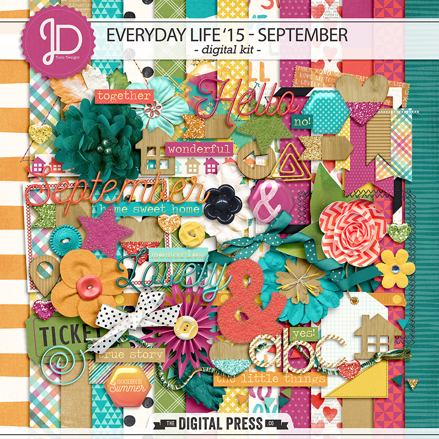 Everyday Life '15 - September | Kit