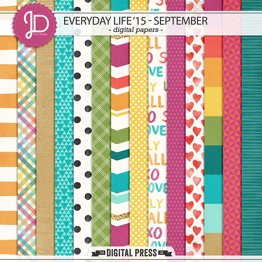 Everyday Life '15 - September | Papers