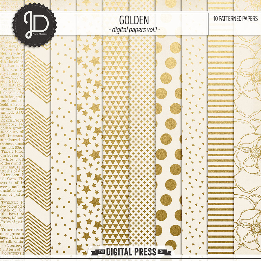 Golden | Papers Vol.1