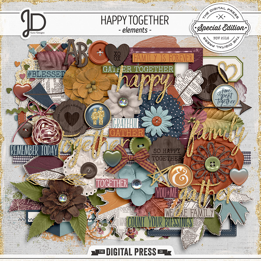 Happy Together   Elements
