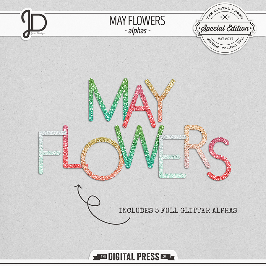May Flowers | Alphas
